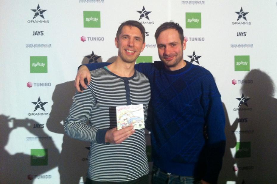 Jazzmys Tuta och kör nominerad till Grammis 2013!!
